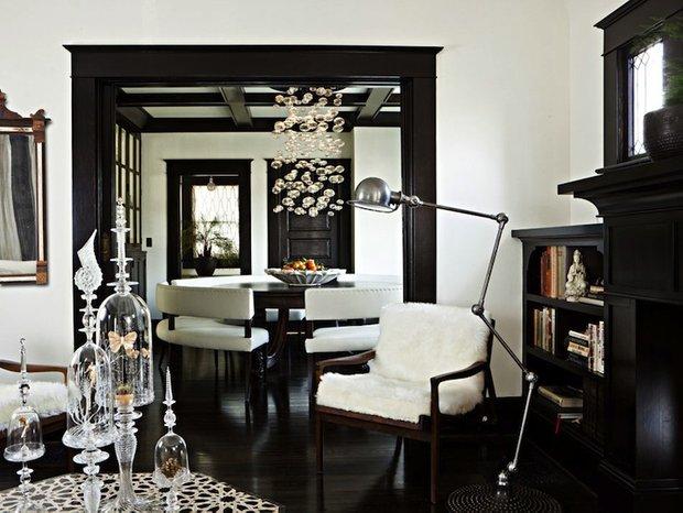 Фотография: Гостиная в стиле Современный, Декор интерьера, Дом, Мебель и свет – фото на INMYROOM
