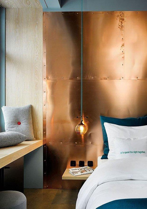 Фотография: Спальня в стиле Лофт, Советы – фото на InMyRoom.ru