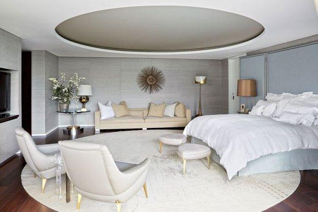Фотография: Спальня в стиле Эклектика, Гид, Жан-Луи Денио – фото на INMYROOM