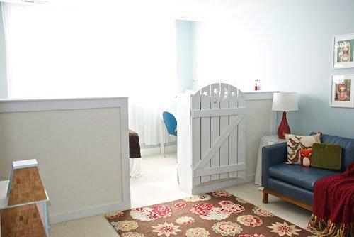 Фотография: Детская в стиле Скандинавский, Интерьер комнат – фото на INMYROOM