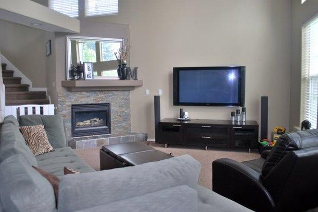 Фотография: Гостиная в стиле , Декор интерьера, Интерьер комнат, Мебель и свет – фото на INMYROOM