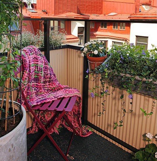Фотография: Балкон, Терраса в стиле Прованс и Кантри, Интерьер комнат, Дом и дача – фото на INMYROOM