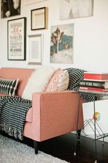 Фотография: Мебель и свет в стиле , Скандинавский, Декор интерьера, Дизайн интерьера, Цвет в интерьере – фото на INMYROOM
