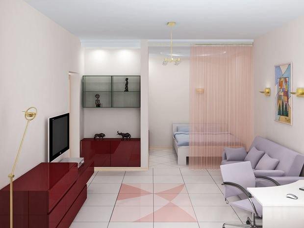 Фотография: Мебель и свет в стиле Классический, Декор интерьера, Малогабаритная квартира, Квартира, Студия, Планировки – фото на INMYROOM