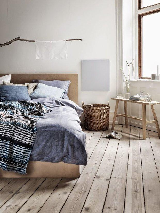 Фотография: Спальня в стиле Скандинавский, Декор интерьера, Декор, Советы – фото на INMYROOM