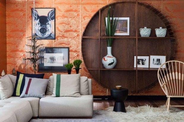 Фотография: Гостиная в стиле Прованс и Кантри, Классический, Современный, Эклектика, Декор интерьера, Дом, Дома и квартиры – фото на INMYROOM