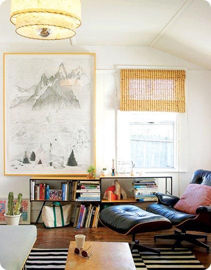 Фотография: Мебель и свет в стиле Эклектика, Лофт, Декор интерьера, Швеция, Декор дома, Советы, Шебби-шик – фото на INMYROOM