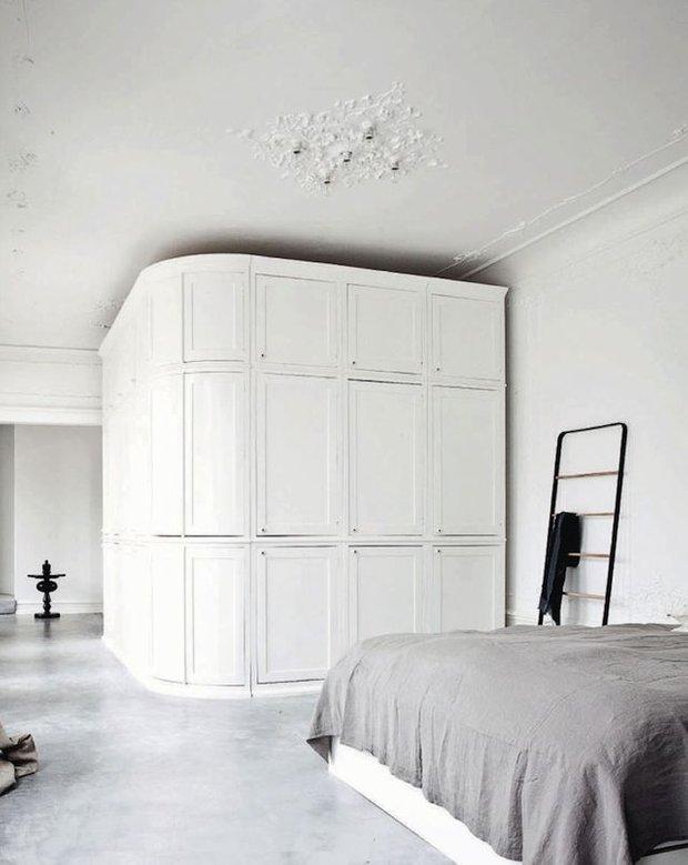 Фотография: Спальня в стиле Скандинавский, Советы, Ремонт, Потолок, Ремонт на практике – фото на INMYROOM