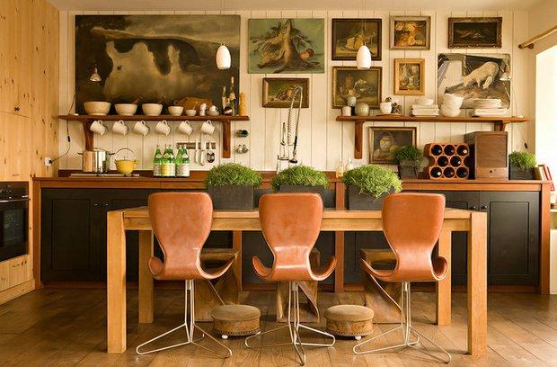 Фотография: Кухня и столовая в стиле , Декор интерьера, Интерьер комнат – фото на INMYROOM