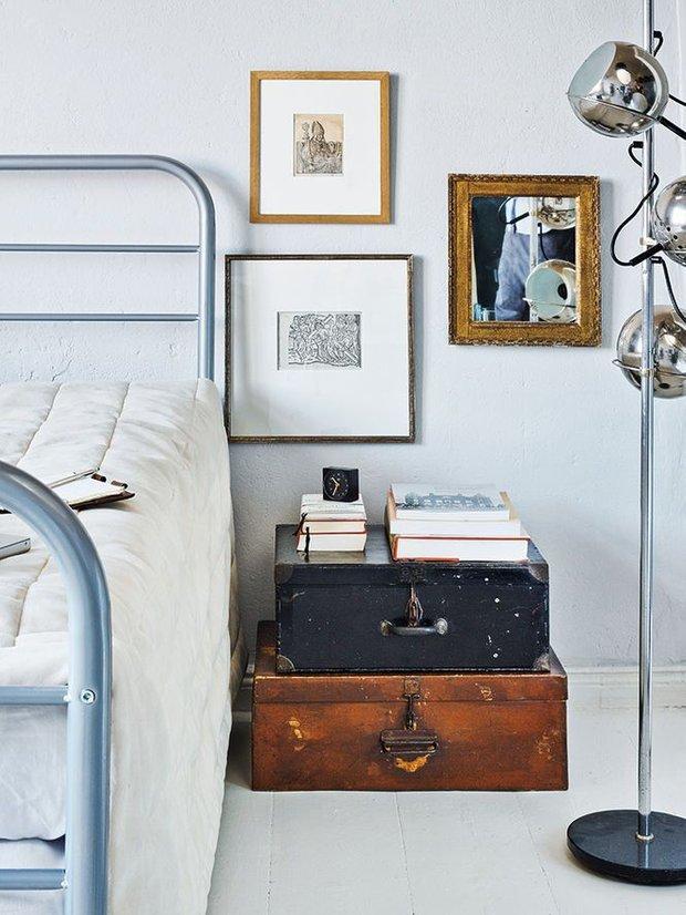 Фотография: Спальня в стиле Скандинавский, Прованс и Кантри, Декор интерьера, DIY, Декор, Советы – фото на INMYROOM