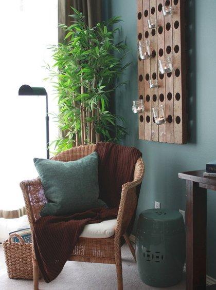 Фотография: Декор в стиле Прованс и Кантри, Эко, Декор интерьера, Декор дома, Цвет в интерьере, Обои – фото на INMYROOM