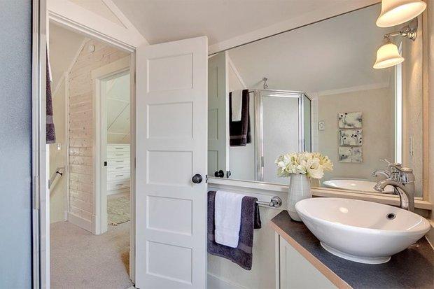 Фотография: Ванная в стиле Прованс и Кантри, Декор интерьера, Дом, Советы, Дом и дача – фото на INMYROOM