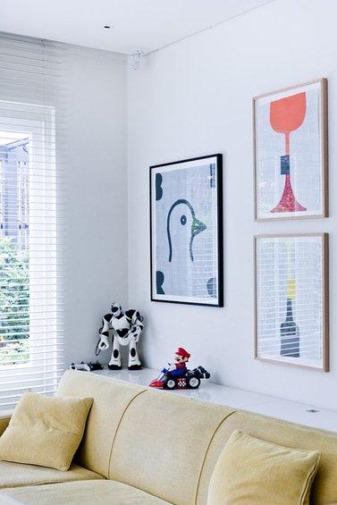 Фотография: Гостиная в стиле Скандинавский, Декор интерьера, Дом, Австралия, Дома и квартиры – фото на INMYROOM