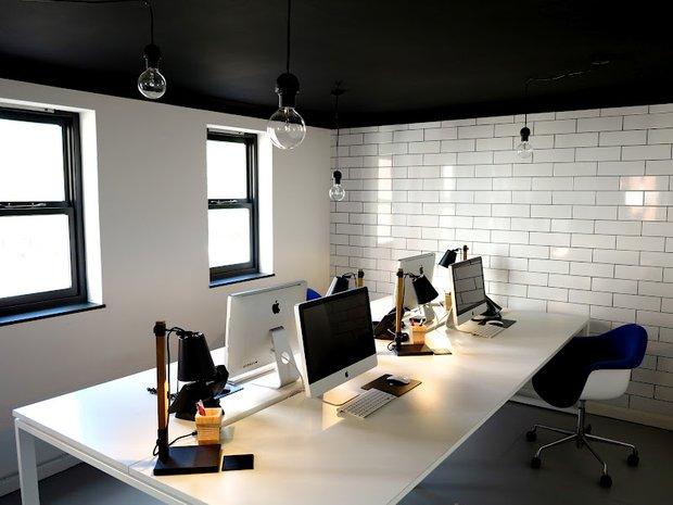 Фотография: Офис в стиле Скандинавский, Декор интерьера, Дизайн интерьера, Цвет в интерьере – фото на INMYROOM