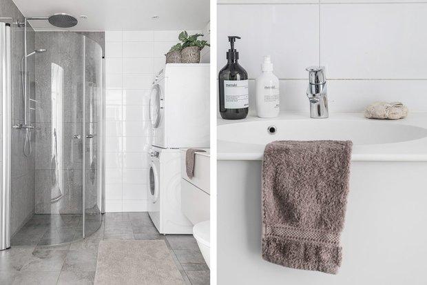 Фотография:  в стиле , Ванная, Советы, уборка ванной комнаты, Уборка, Meine Liebe, Сантехника – фото на INMYROOM