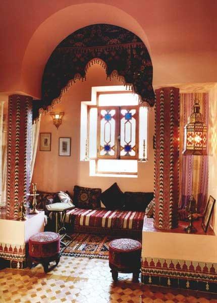 Фотография:  в стиле Восточный, Декор интерьера, Декор дома, Марокканский – фото на INMYROOM