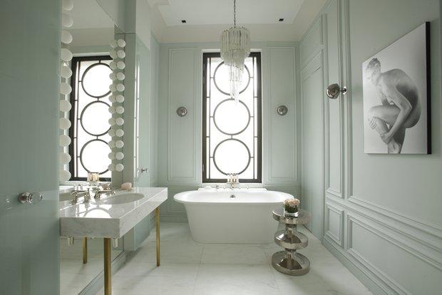 Фотография: Ванная в стиле Современный, Декор интерьера, Советы, Марина Филиппова – фото на INMYROOM