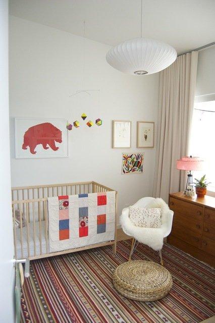 Фотография: Детская в стиле Современный, Интерьер комнат, IKEA – фото на InMyRoom.ru