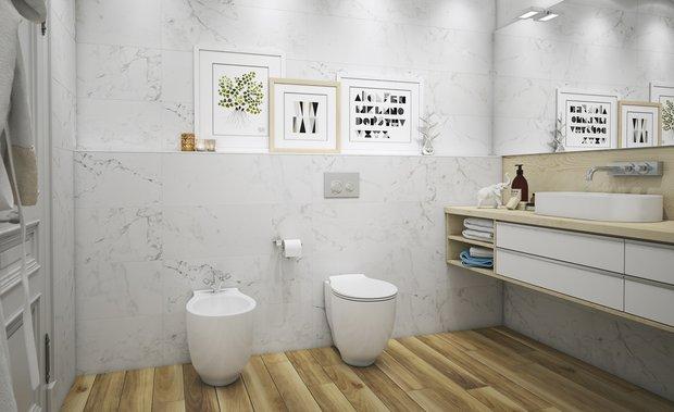 Фотография:  в стиле , Ванная, Советы, Наташа Янсон, I Am Home – фото на INMYROOM