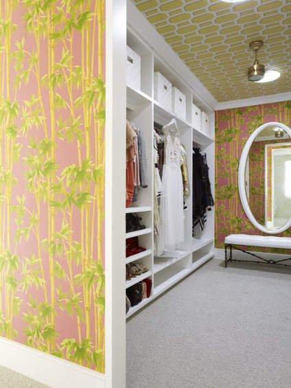 Фотография: Гардеробная в стиле Классический, Современный, Дом, Дома и квартиры – фото на INMYROOM