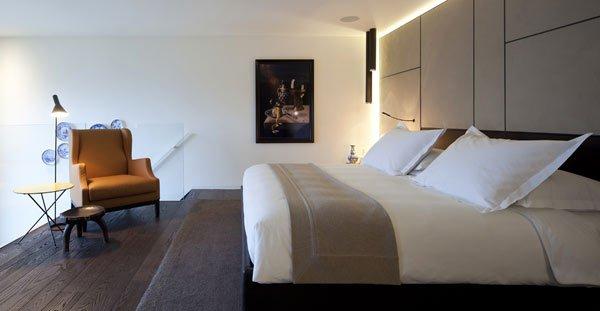 Фотография: Спальня в стиле Современный, Квартира, Дома и квартиры, Международная Школа Дизайна – фото на INMYROOM