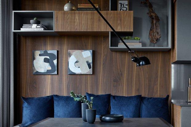Дизайн: Анастасия Рыкова и Анастасия Божинская, Студия S-Style