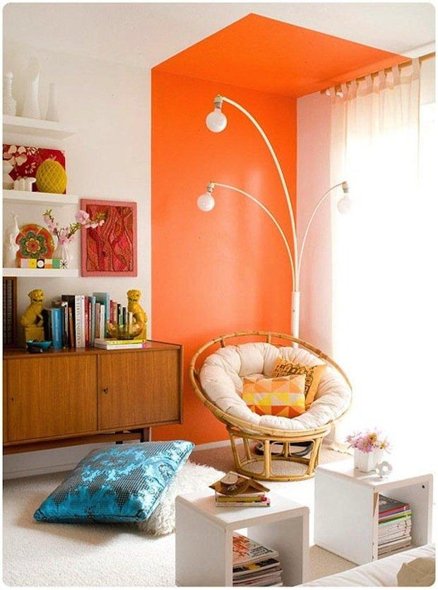 Фотография: Гостиная в стиле Современный, Декор интерьера, DIY, Переделка – фото на INMYROOM