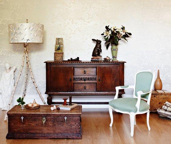 Фотография: Мебель и свет в стиле Прованс и Кантри, Эко, Декор интерьера, Дом, Дома и квартиры, Винтаж – фото на INMYROOM