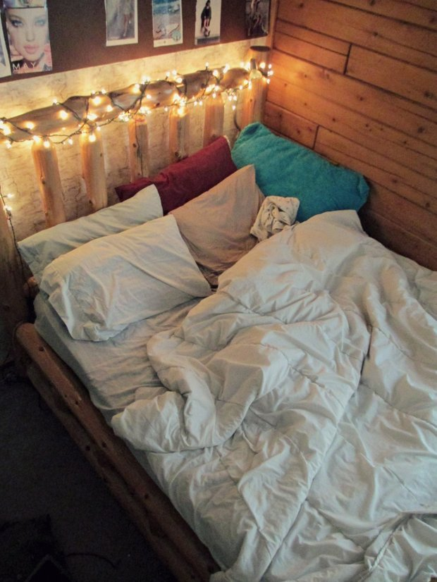 Фотография: Спальня в стиле Лофт, Скандинавский, Декор интерьера, Стиль жизни, Советы – фото на INMYROOM