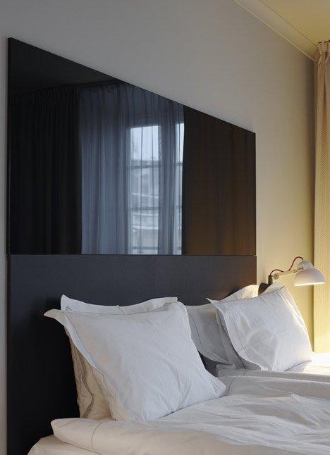Фотография: Спальня в стиле Современный, Дом, Дома и квартиры, Отель, Проект недели – фото на INMYROOM