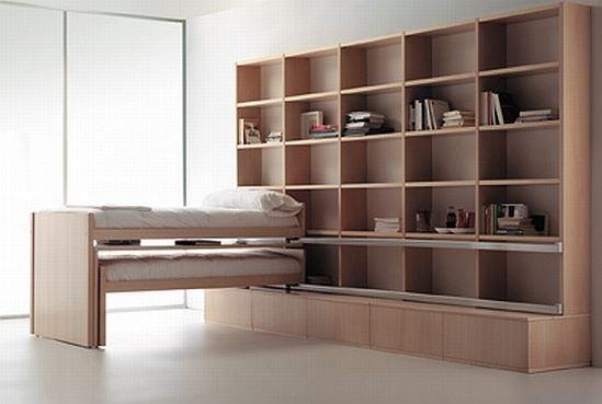 Фотография: Спальня в стиле Минимализм, Декор интерьера, Малогабаритная квартира, Квартира, Дома и квартиры – фото на INMYROOM