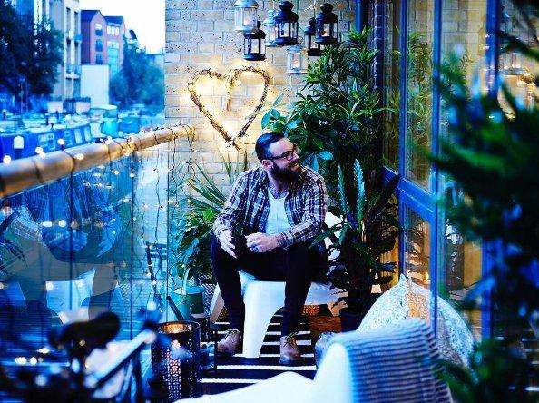 Фотография: Гостиная в стиле Классический, Скандинавский, Малогабаритная квартира, Советы, ИКЕА, лайфхаки, ИКЕА – фото на INMYROOM