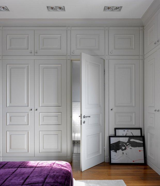 Фотография: Спальня в стиле Современный, Советы, Ольга Солнышкова – фото на INMYROOM