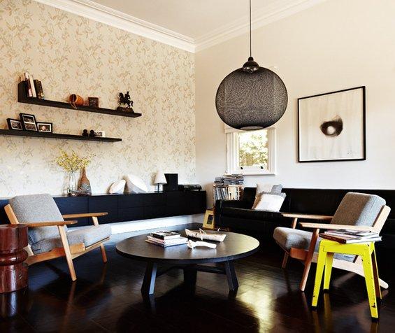 Фотография: Гостиная в стиле Современный, Декор интерьера, Дом, Дома и квартиры, Винтаж – фото на INMYROOM