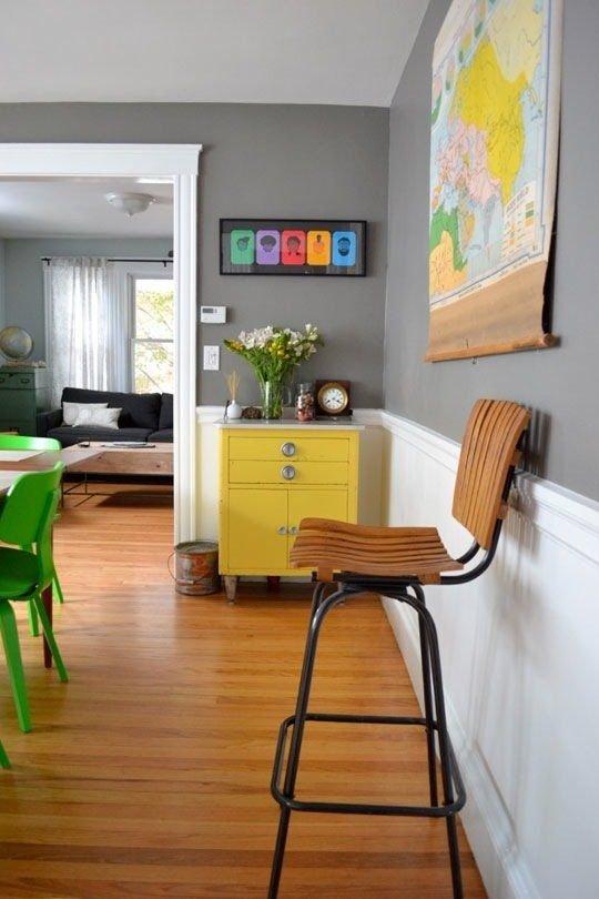 Фотография: Декор в стиле , Декор интерьера, Дизайн интерьера, Цвет в интерьере, Желтый – фото на InMyRoom.ru