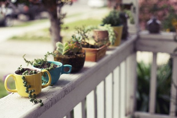 Фотография: Балкон, Терраса в стиле Прованс и Кантри, Современный, Декор интерьера, Дом, Декор дома – фото на InMyRoom.ru