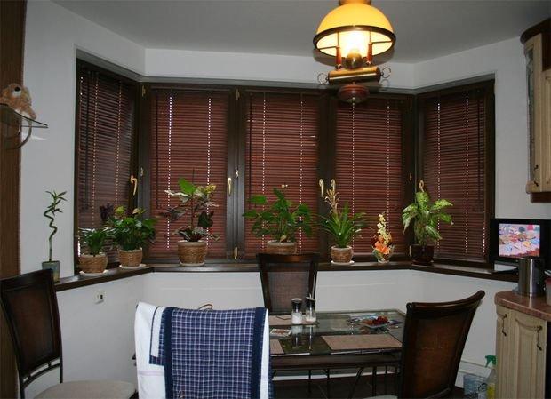 Фотография: Прихожая в стиле Современный, Кухня и столовая, Декор интерьера, Квартира, Дом, Декор, Жалюзи – фото на InMyRoom.ru