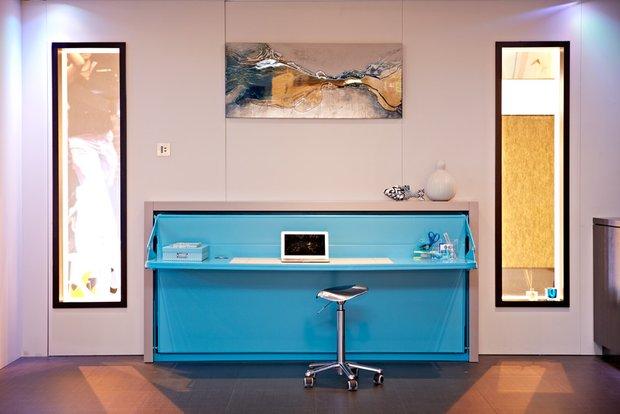 Фотография: Офис в стиле Современный, Малогабаритная квартира, Квартира, Стиль жизни, Советы – фото на InMyRoom.ru
