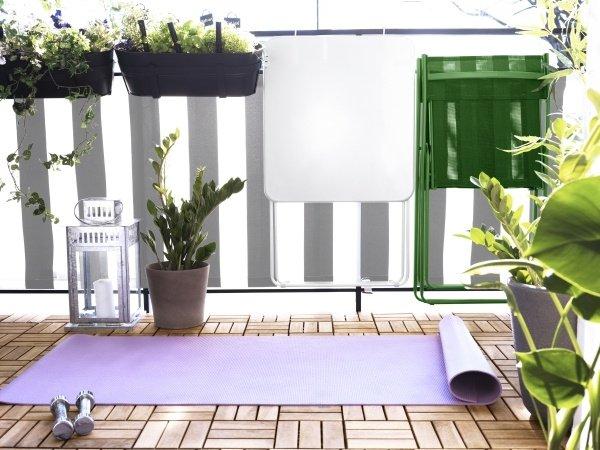 Фотография: Балкон, Терраса в стиле Современный, Интерьер комнат, Советы – фото на INMYROOM