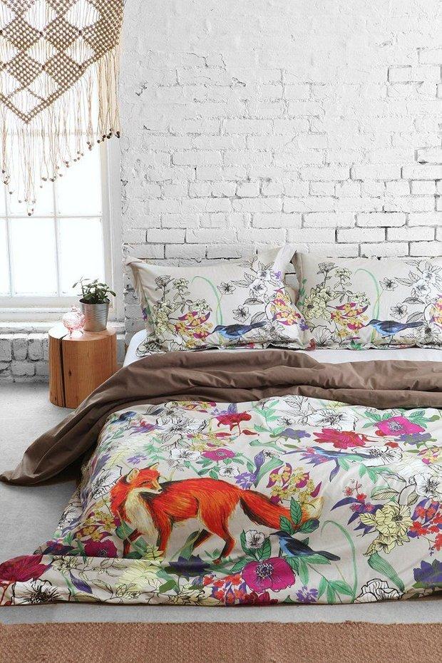 Фотография: Спальня в стиле Лофт, Классический, Эклектика, Декор, Минимализм, Ремонт на практике – фото на INMYROOM
