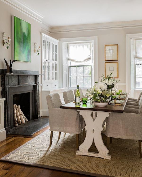 Фотография: Кухня и столовая в стиле Прованс и Кантри, Декор интерьера, Дом и дача, Таунхаус – фото на INMYROOM