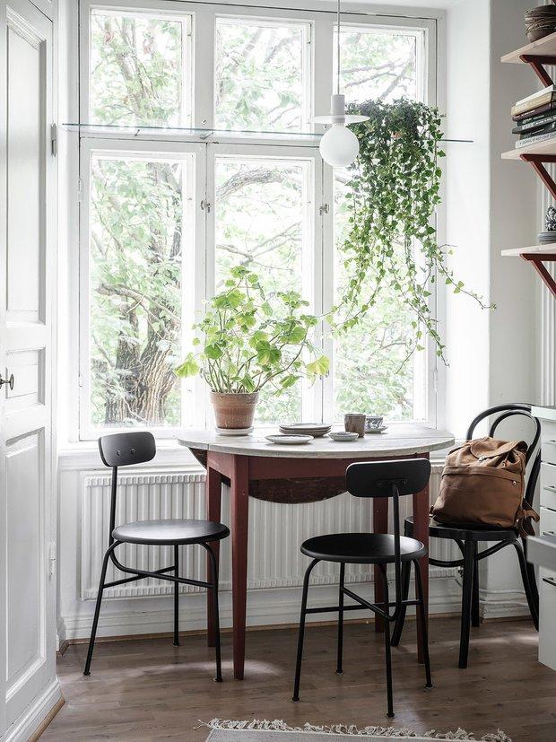 Фотография: Кухня и столовая в стиле Скандинавский, Современный, Декор интерьера, Белый, Серый – фото на INMYROOM