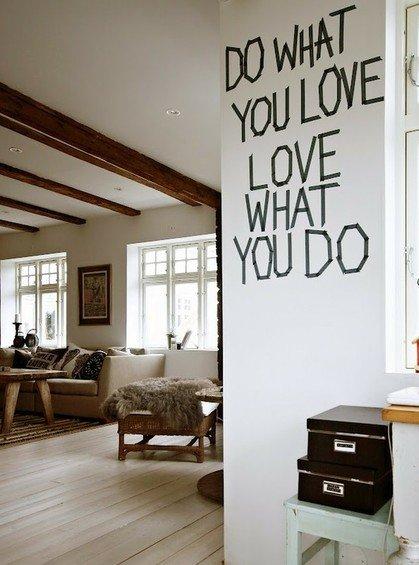 Фотография: Гостиная в стиле Прованс и Кантри, Декор интерьера, Декор дома, Цвет в интерьере, Обои – фото на INMYROOM