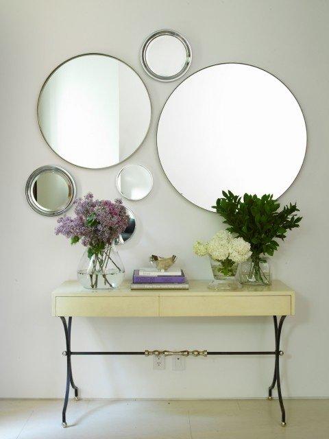 Фотография: Декор в стиле Скандинавский, Декор интерьера, Декор дома, Зеркала – фото на INMYROOM