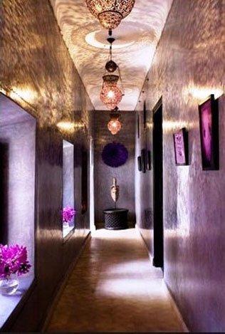 Фотография: Прихожая в стиле Современный, Восточный, Декор интерьера, Дом, Декор дома, Цвет в интерьере – фото на INMYROOM