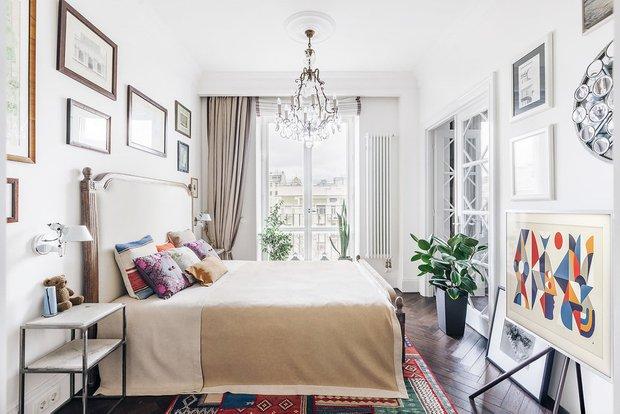 Фотография: Спальня в стиле Скандинавский, Декор интерьера, Советы, Павел Железнов – фото на INMYROOM