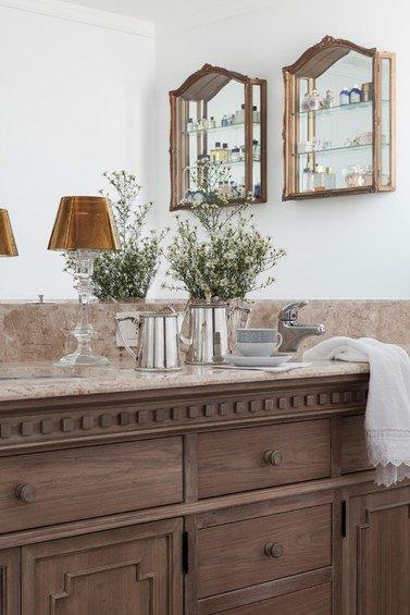 Фотография: Кухня и столовая в стиле Эклектика, Декор интерьера, Квартира, Дома и квартиры – фото на INMYROOM
