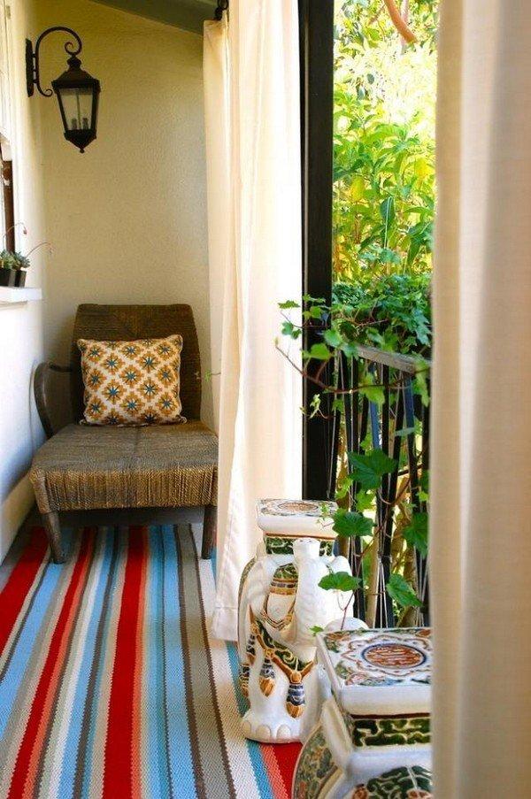 Фотография:  в стиле , Балкон, Советы – фото на INMYROOM