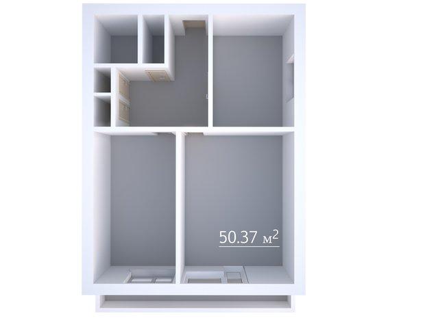 Фотография: Прочее в стиле , Малогабаритная квартира, Квартира, Дома и квартиры, И-700 – фото на INMYROOM