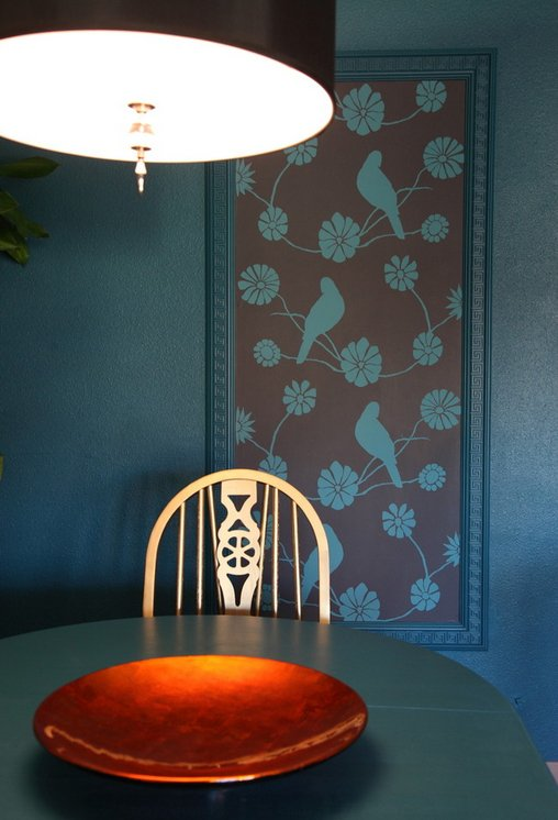 Фотография: Декор в стиле Восточный, Декор интерьера, DIY, Обои – фото на InMyRoom.ru